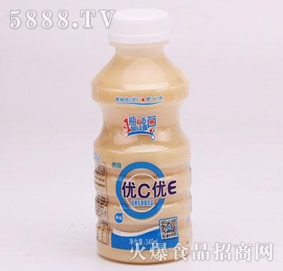 优C优E原味乳酸菌340ml