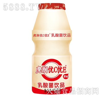 优C优E原味乳酸菌饮品100ml