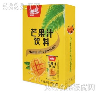 花皇芒果汁310ml外箱