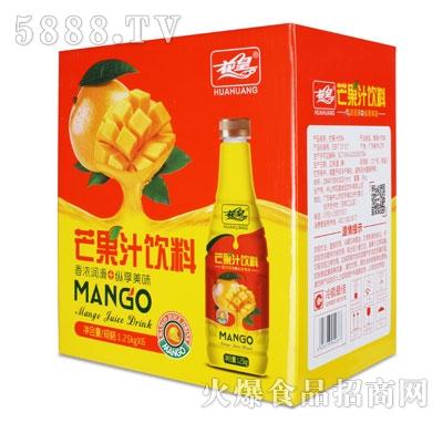 花皇芒果汁1.25L外箱