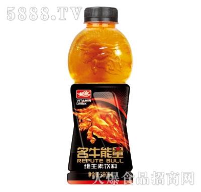 名牛能量维生素饮料380ml