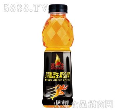 名牛玛咖维生素饮料600ml(瓶)