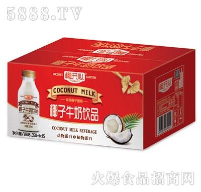 椰开心椰子奶350ml外箱