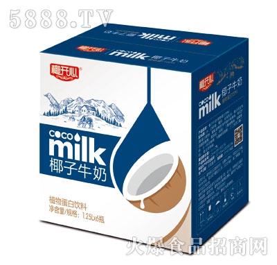 椰开心椰子汁1.25L外箱