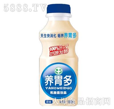 畅养养胃多乳酸菌饮品原味产品图
