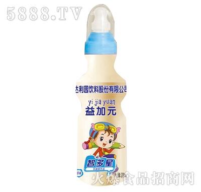 益加元智多星乳酸菌饮品原味200ml