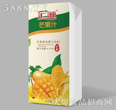 汇源芒果汁250ml