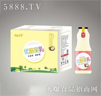 海峡之恋椰子牛奶1.25L×6瓶产品图