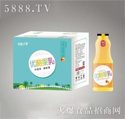 海峡之恋芒果牛奶1.25L×6瓶