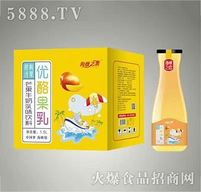 海峡之恋芒果牛奶1.5L×6瓶