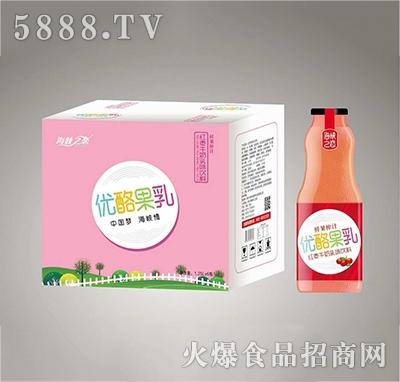海峡之恋红枣牛奶1.25L×6瓶