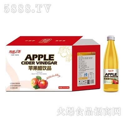 海峡之恋苹果醋330ml×20瓶产品图