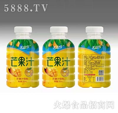 关山雪芒果汁350ml