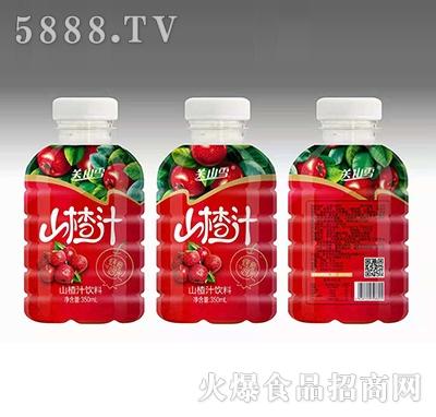 关山雪山楂汁350ml