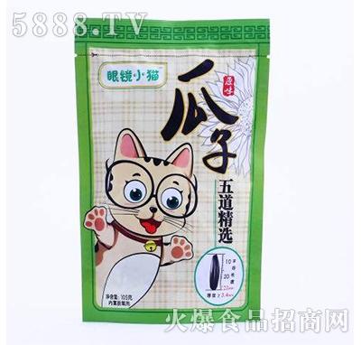 眼睛小猫原味瓜子105克
