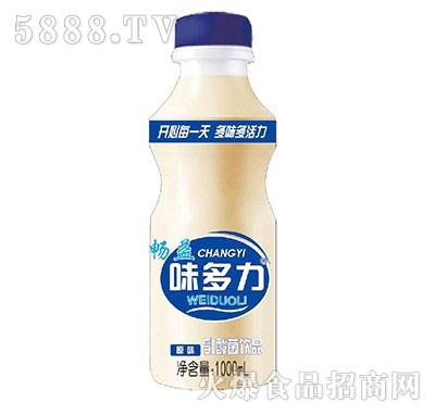 畅益味多力乳酸菌原味1000ml产品图