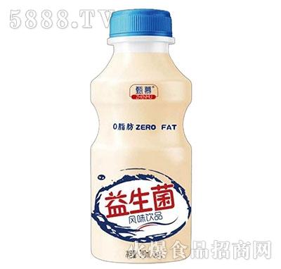 甄慕益生菌风味饮品340ml产品图