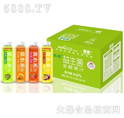 莫小希益生菌果汁488mlx15