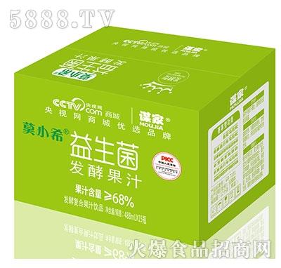 莫小希益生菌猕猴桃汁488mlx15