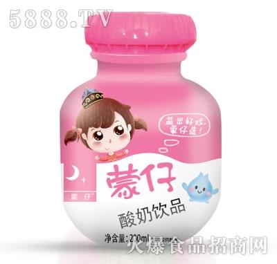 蒙仔酸奶200ml(蛋白质含量1.0)