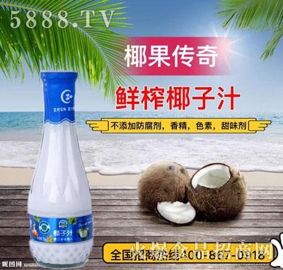 统业椰子汁产品图