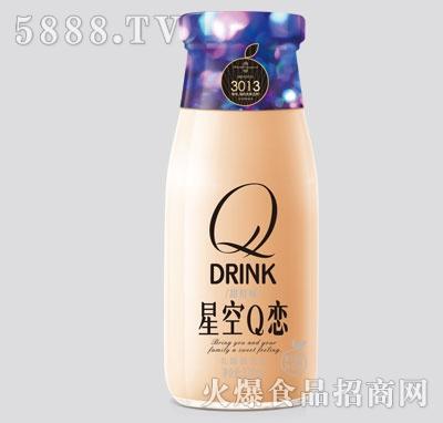星空Q恋乳酸菌饮品甜橙味