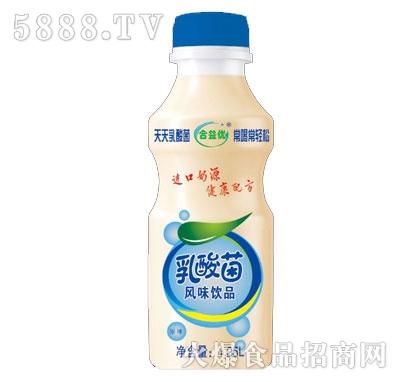 合益优乳酸菌饮品原味1.25L
