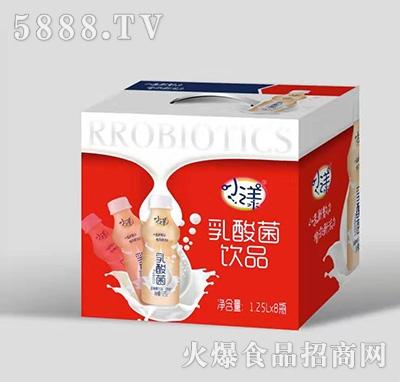 小漾乳酸菌饮品1.25Lx8瓶
