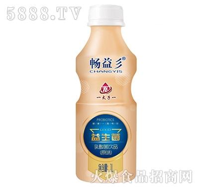 畅益彡益生菌乳酸菌饮品原味1L