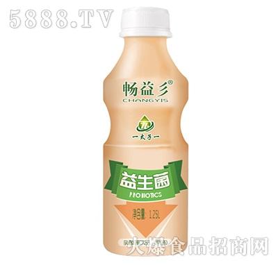畅益彡益生菌乳酸菌饮品原味1.25L