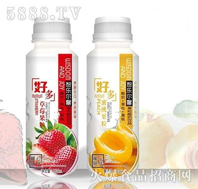 智乐尔馨果粒酸奶310ml