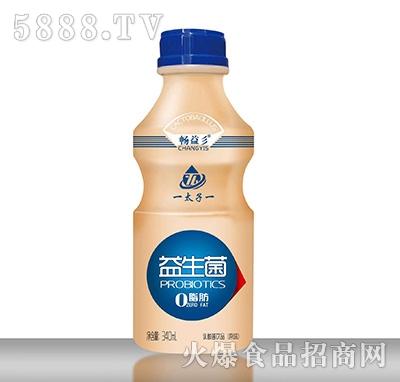 畅益彡益生菌乳酸菌饮品原味340ml