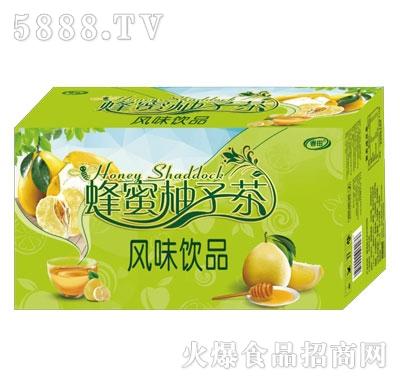 睿田蜂蜜柚子茶风味饮品箱装