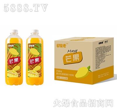 好果爱乳酸菌芒果汁1.5Lx6