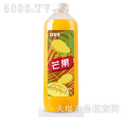好果爱乳酸菌芒果汁1.5L