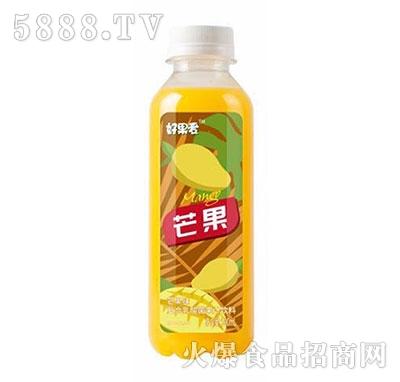 好果爱乳酸菌芒果汁500ml