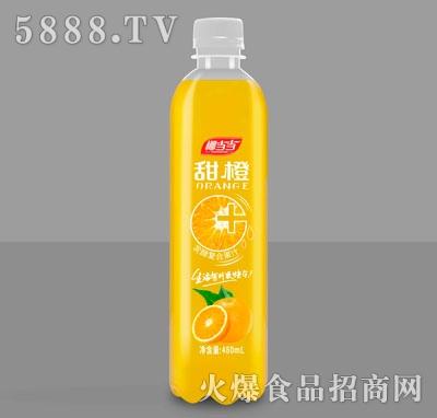 椰当当甜橙发酵复合果汁饮料480ml
