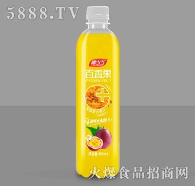 椰当当百香果发酵复合果汁饮料480ml