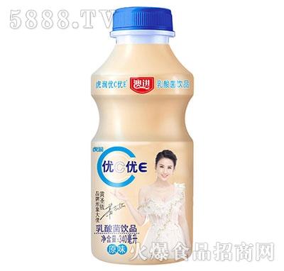 优C优E乳酸菌饮品原味340ml