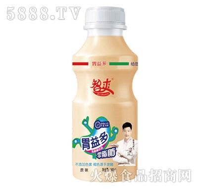 智爽乳酸菌饮品原味340ml
