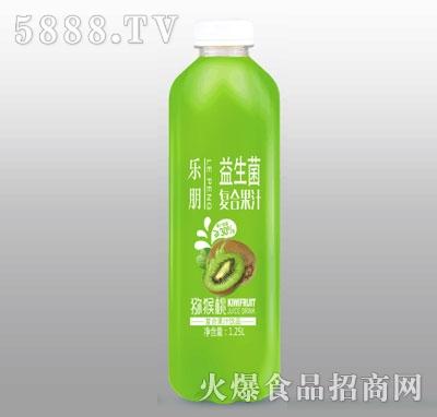 乐朋益生菌发酵猕猴桃汁1.25L