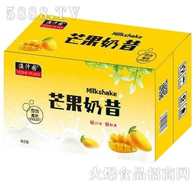 溢汁园芒果奶昔产品图