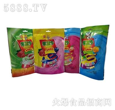 果凝多双味卷大包装(4种口味)产品图