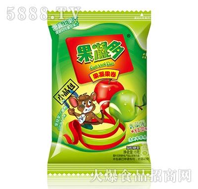 果凝多果凝果卷青苹果+红苹果味15克