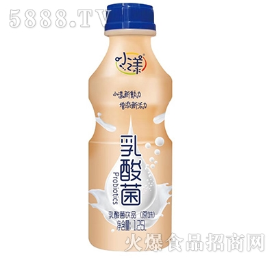 小漾乳酸菌饮品原味1.25L