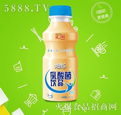 汇源乳酸菌饮品340ml