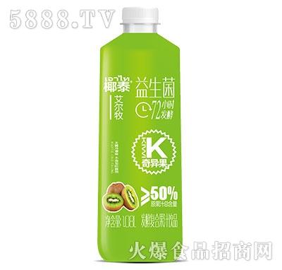 艾尔牧益生菌猕猴桃发酵复合果汁1.08L
