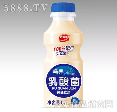 活益优畅养乳酸菌原味1L产品图