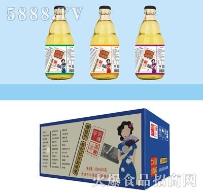 牛小溪小香槟330mlX24瓶