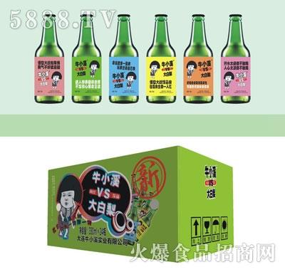 牛小溪大白梨330mlX24瓶